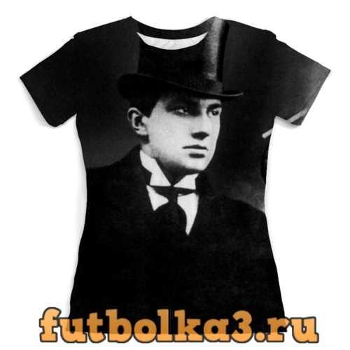 Футболка Маяковский женская
