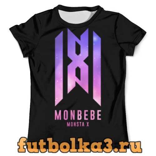 Футболка Monsta X мужская