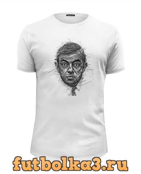 Футболка Mr Bean мужская