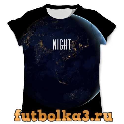 Футболка NIGHT мужская