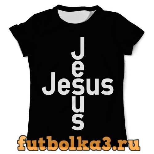 Футболка Но Он изъявлен был.. Исаия 53:5 мужская