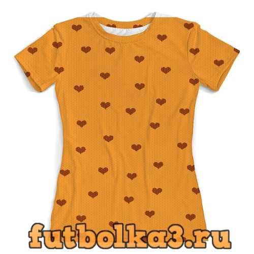 Футболка Pattern женская