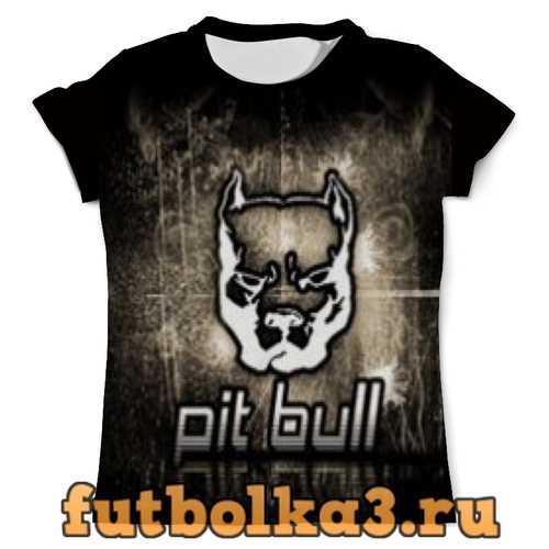 Футболка Pit bull мужская
