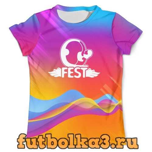 Футболка Полный Q-FEST! мужская