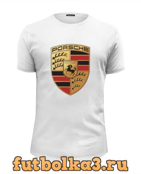Футболка Porsche мужская