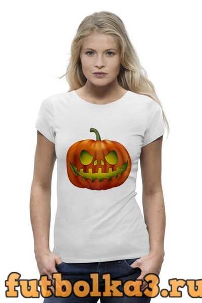 Футболка pumpkin женская