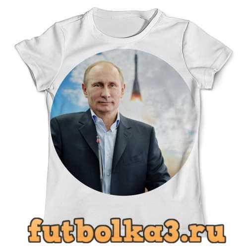 Футболка Путин мужская