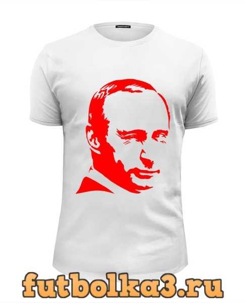 Футболка Путин&Медведев мужская