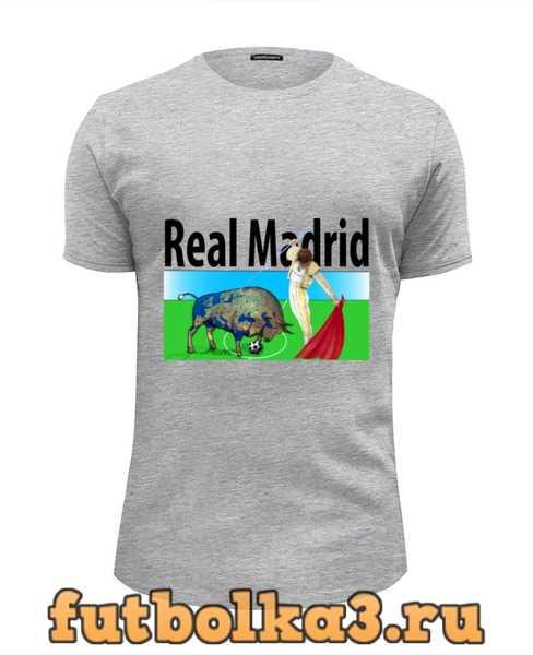 Футболка real Madrid мужская