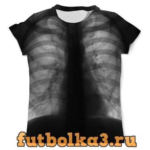 Футболка Рентген мужская