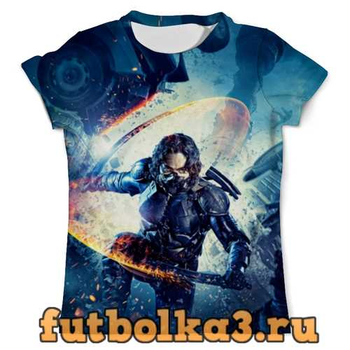 Футболка RUSHero ARSB мужская