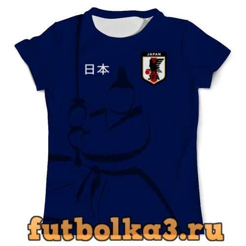 Футболка Сборная Японии мужская