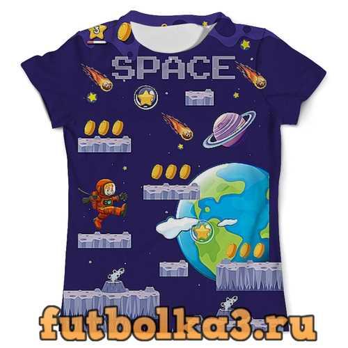 Футболка Space мужская