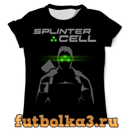 Футболка Splinter Cell мужская