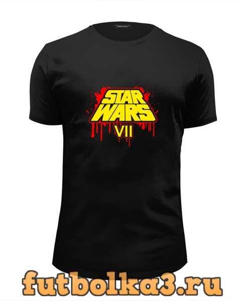Футболка Star Wars 7: The Force Awakens мужская