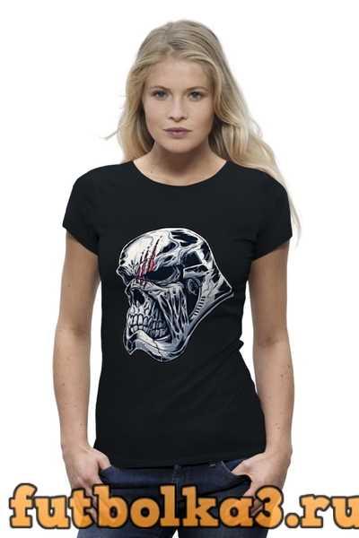 Футболка Star Wars undead Stormtrooper / Штурмовик женская
