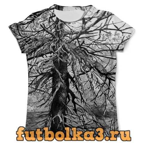 Футболка Старое дерево мужская
