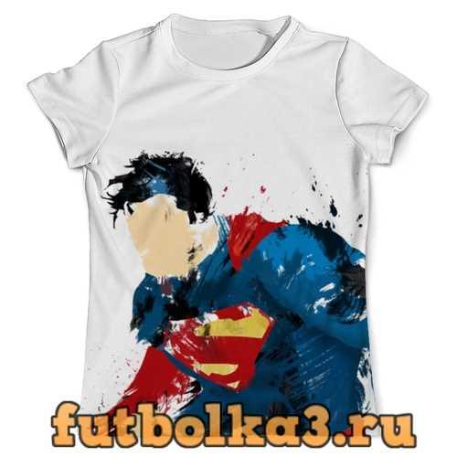 Футболка Супермен мужская