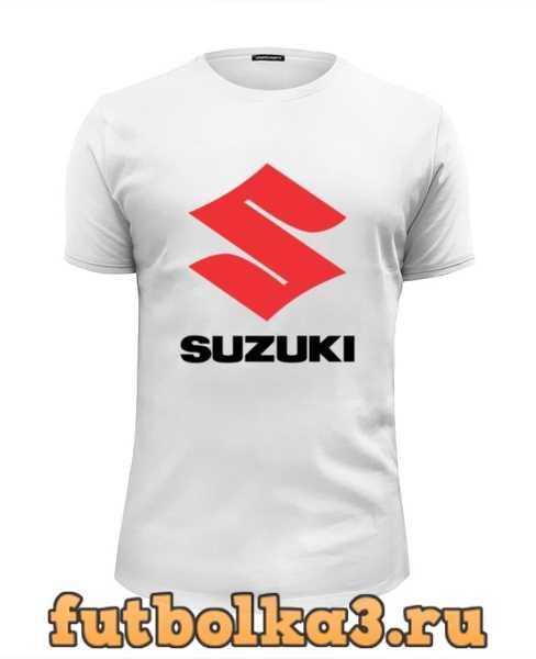 Футболка SUZUKI мужская