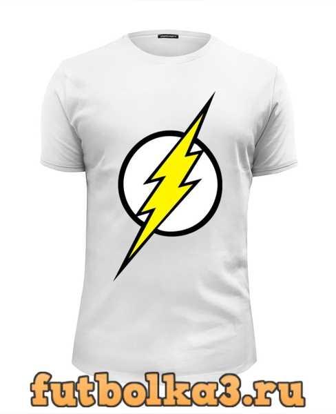 Футболка The Flash (Молния) мужская