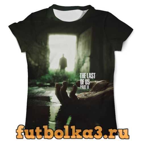 Футболка The Last of Us 2 мужская