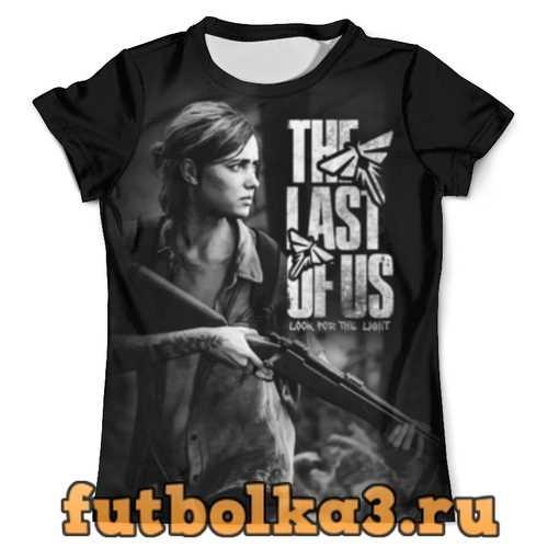 Футболка THE LAST OF US мужская