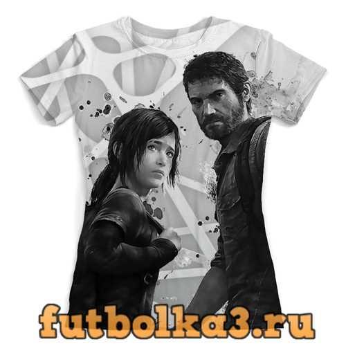 Футболка The Last of Us женская