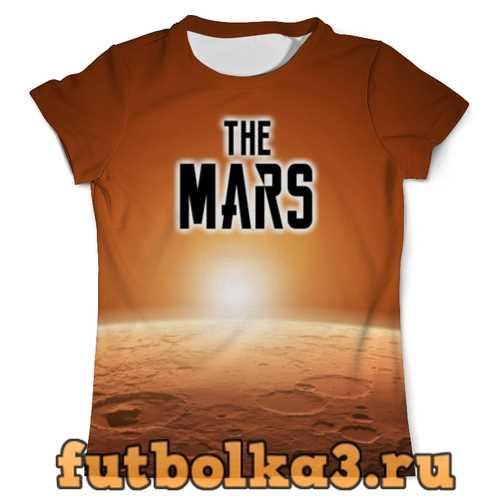 Футболка The Mars (The Planet) мужская