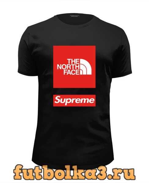 Футболка The North Face x Supreme мужская
