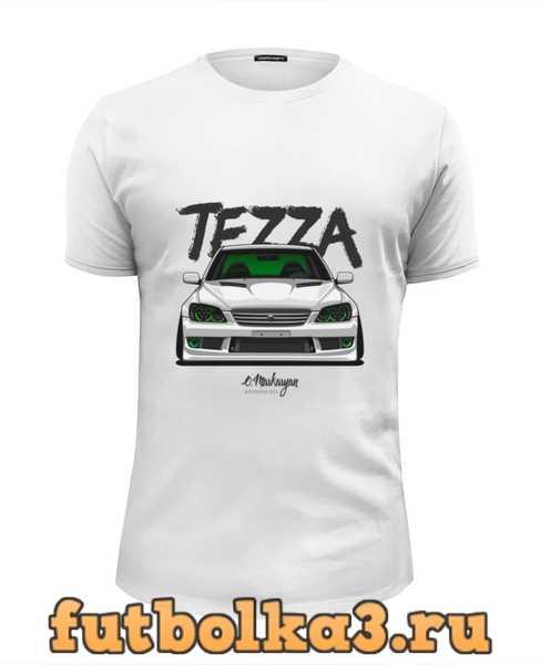 Футболка Toyota Altezza (Lexus IS) мужская
