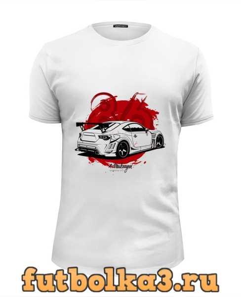 Футболка Toyota GT86 мужская