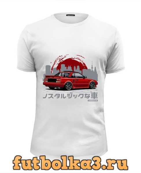 Футболка Toyota MR2 мужская