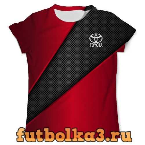 Футболка Toyota мужская