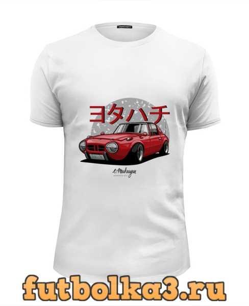 Футболка Toyota Sports 800 мужская