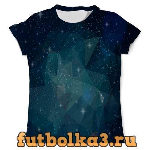 Футболка Triangular мужская
