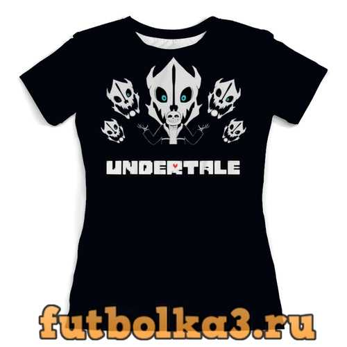 Футболка Undertale женская