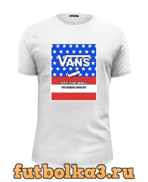 Футболка Vans мужская