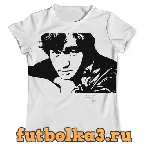 Футболка Виктор Цой мужская