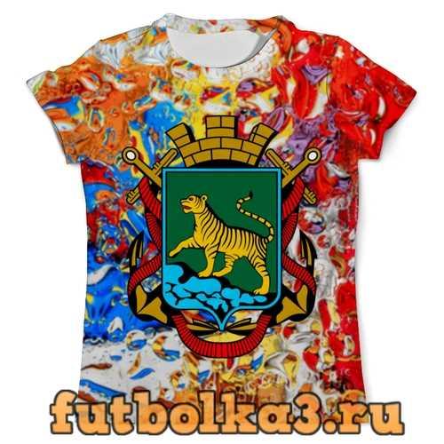 Футболка Vladivostok_ARSB мужская