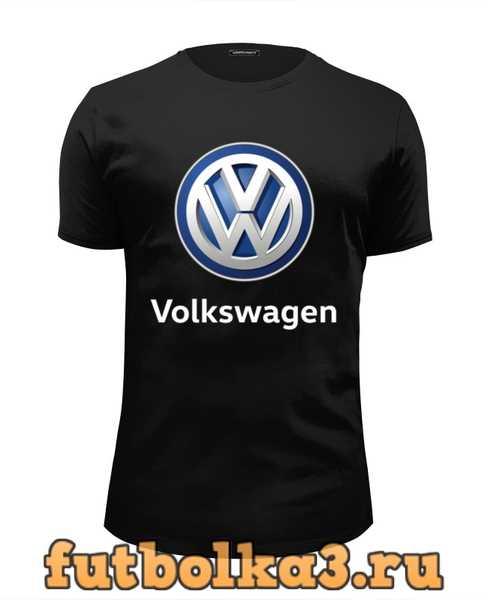 Футболка Volkswagen мужская