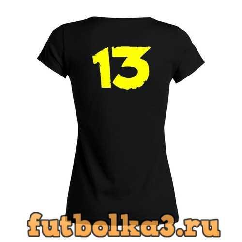 Футболка волт13 женская