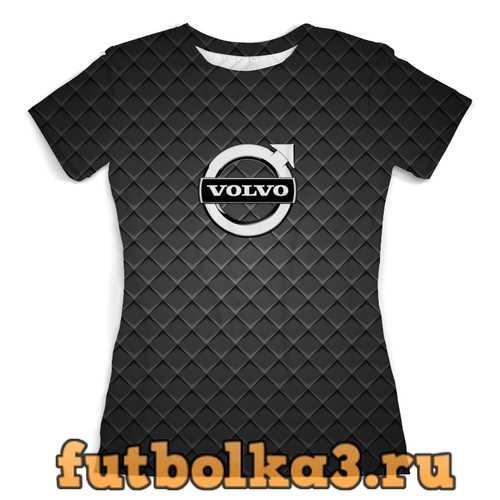 Футболка Volvo женская