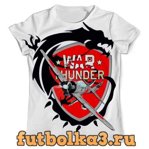 Футболка War Thunder мужская
