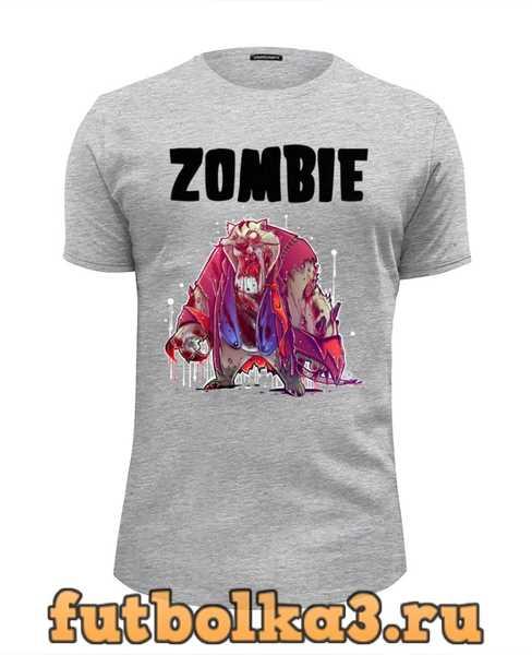 Футболка Zombie Cat мужская