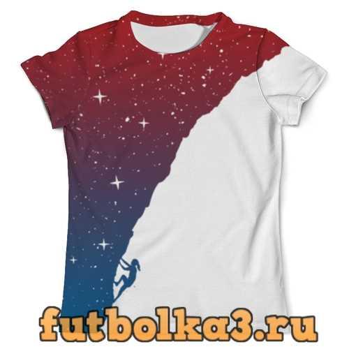 Футболка Звездная гора мужская