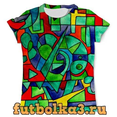 Футболка 3VVU-;JJ87 мужская
