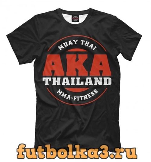 Футболка AKA Thailand мужская
