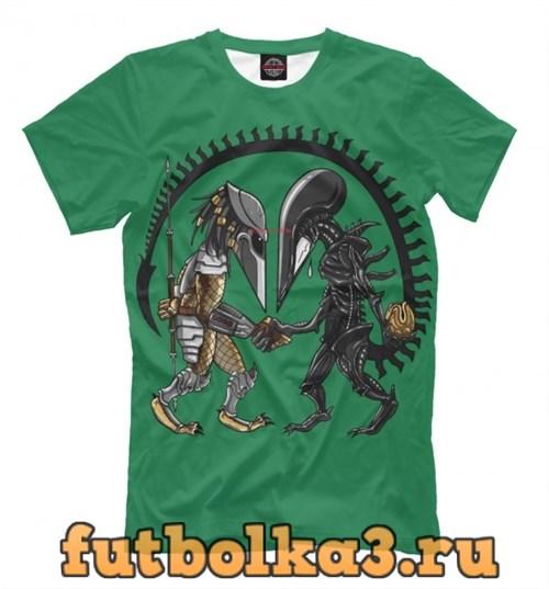 Футболка Alien vs Predator мужская
