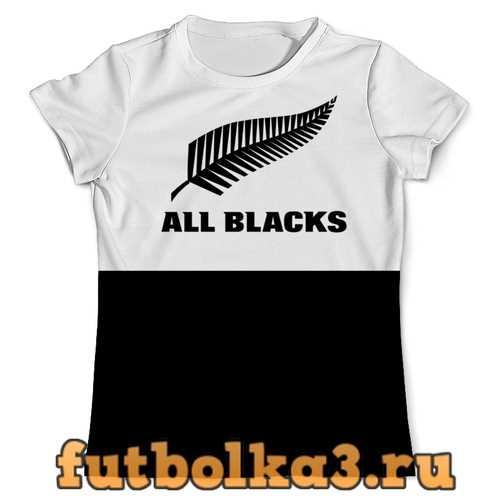 Футболка All Blacks мужская