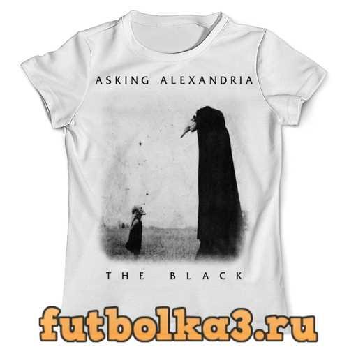 Футболка Asking Alexandria мужская